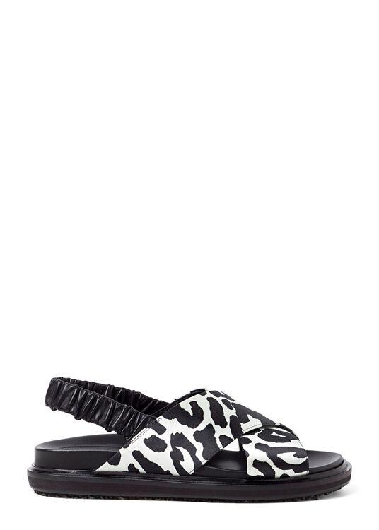 Fussbett Zebra Print image number 0