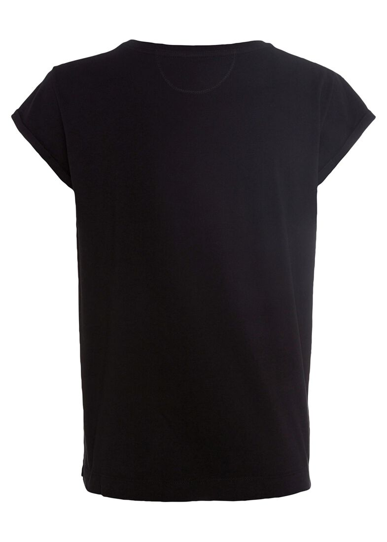 T-Shirt, Schwarz, large image number 1