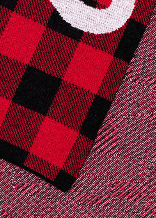 BUFFALO DSQUARED2  KNIT SCARF image number 1