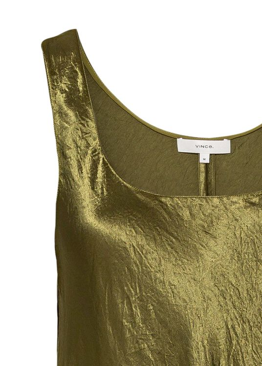 SQUARE NK TANK DRESS / SQUARE NK TANK DRESS image number 2