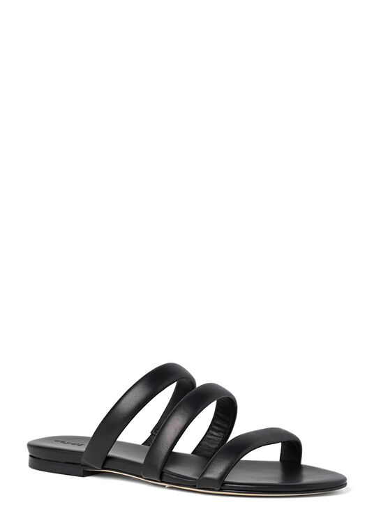 Chrissy Flat Strap Sandal Nappa image number 1