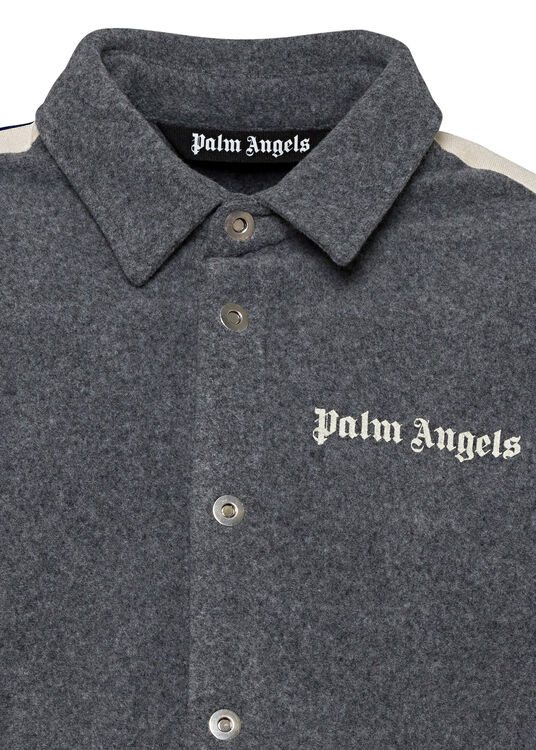 WOOL TRACK SHIRT image number 2