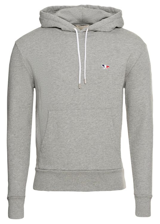 HOODIE TRICOLOR FOX PATCH image number 0