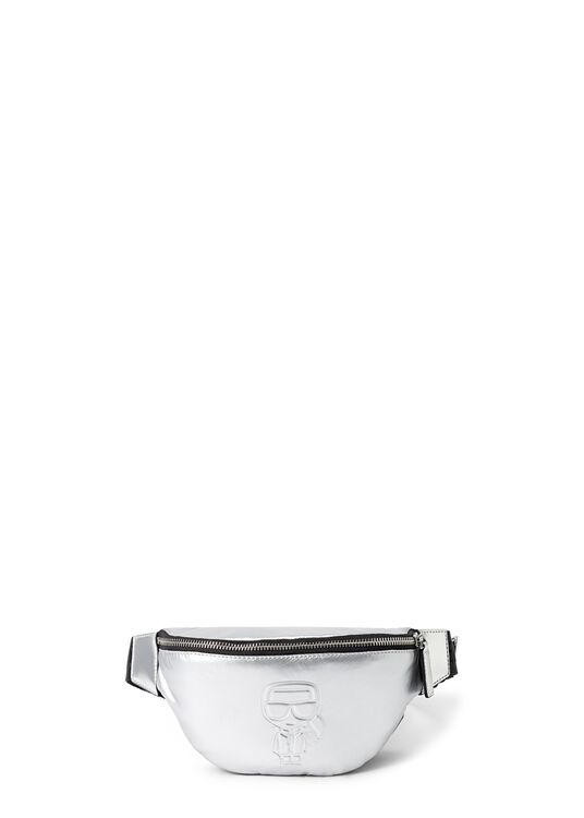 K/Ikonik Nylon Bumbag Metallic image number 0