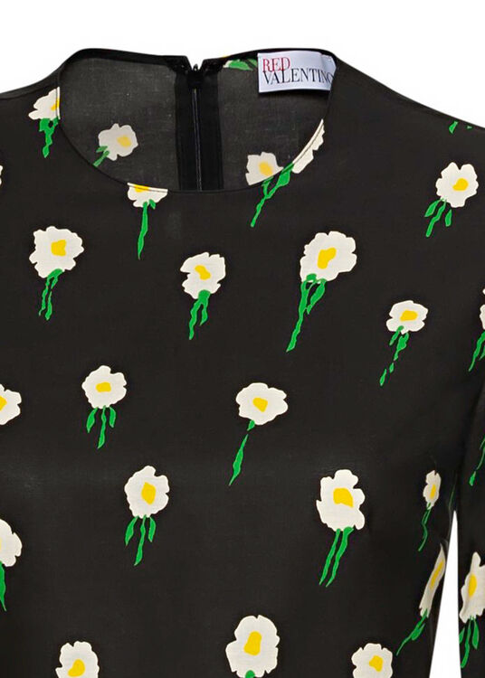 ABITO ST.FLOWERS EXPL.BALZA,POPELINE image number 2