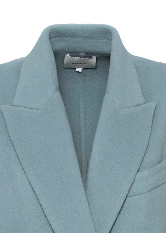 DBL BREASTED OVERSIZED COAT image number 2