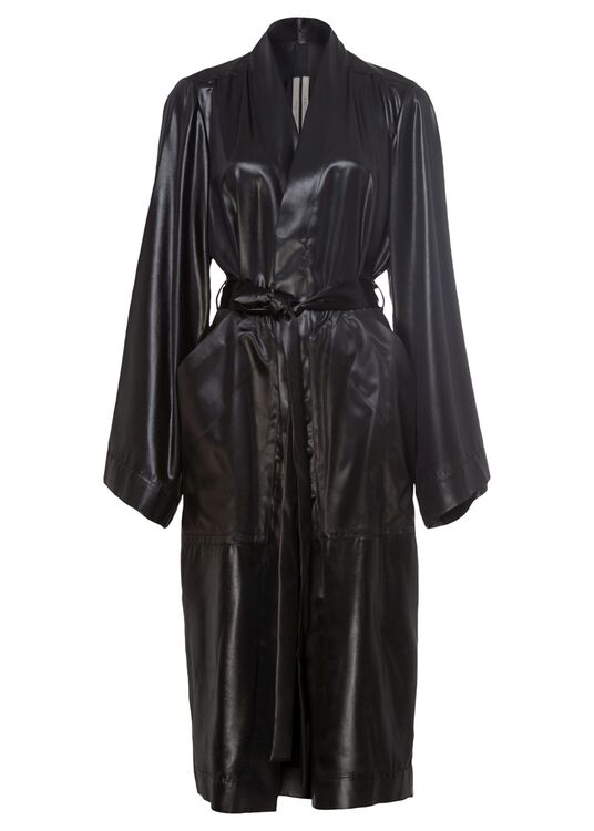 CAPPOTTO - DAGGER ROBE, Schwarz, large image number 0