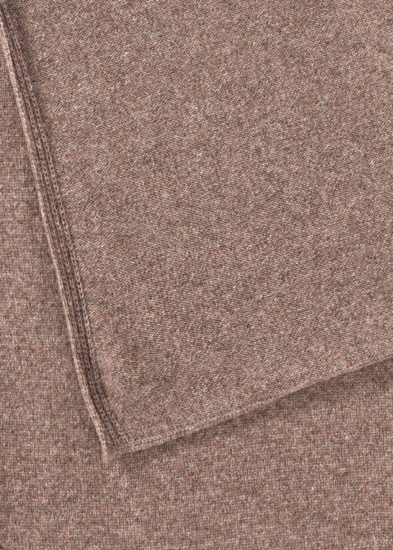 SCIARPA CLOSE CASHMERE, Braun, large image number 1