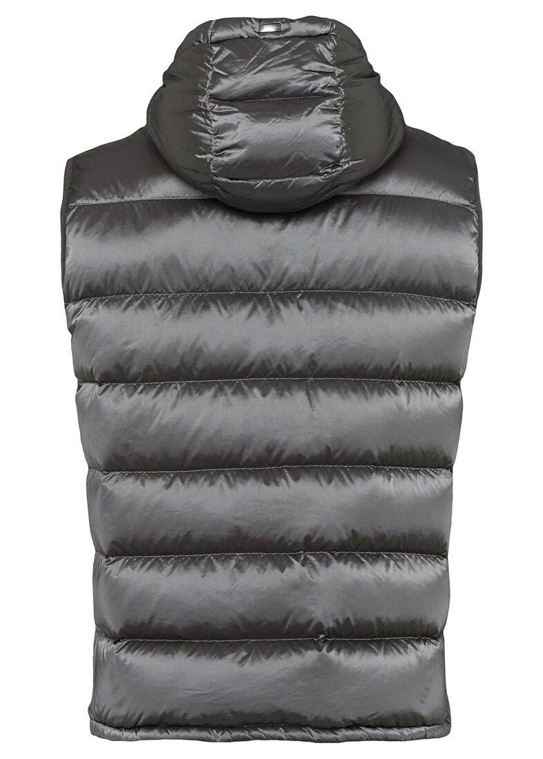 Men's Woven Jacket, Grau, large image number 1