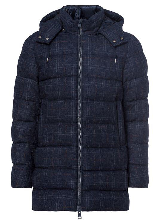 Men's Woven Half Coat image number 0
