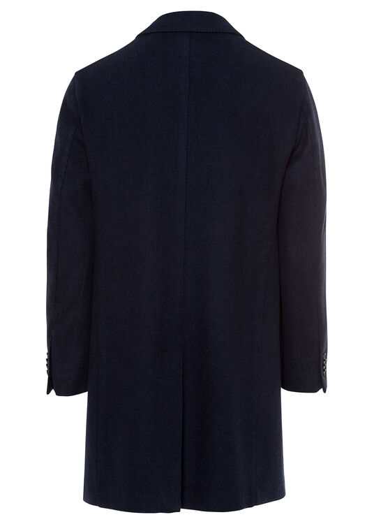 Washed Wool Coat SB image number 1