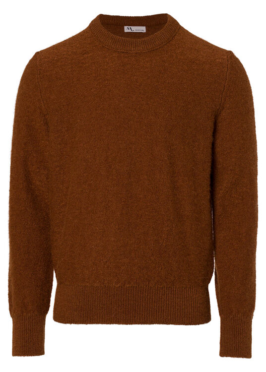 ROUND NECK SWEATER image number 0