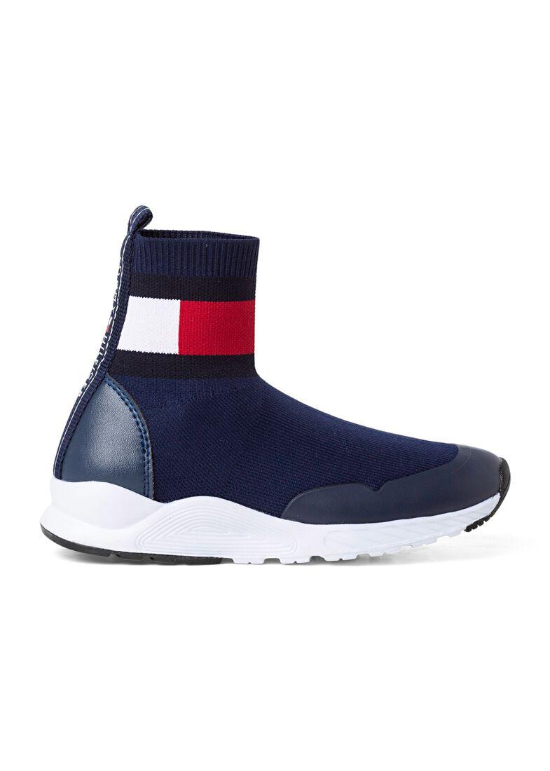 Sock Sneaker, Blau, large image number 0