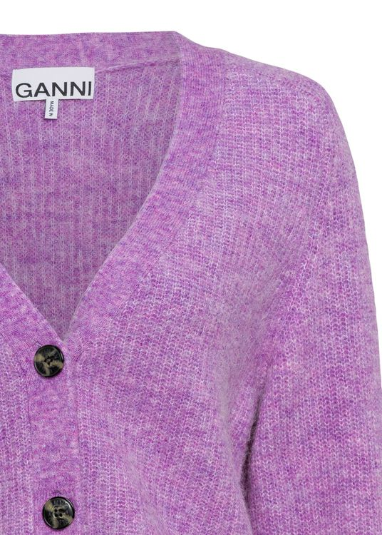 Soft Wool Knit Cardigan image number 2
