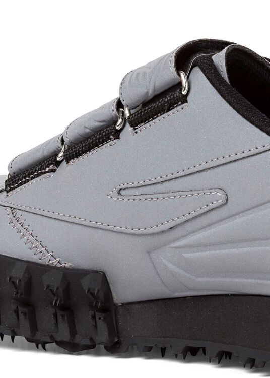 LOW-TOP SNEAKER WITH CHUNKY SOLE image number 3