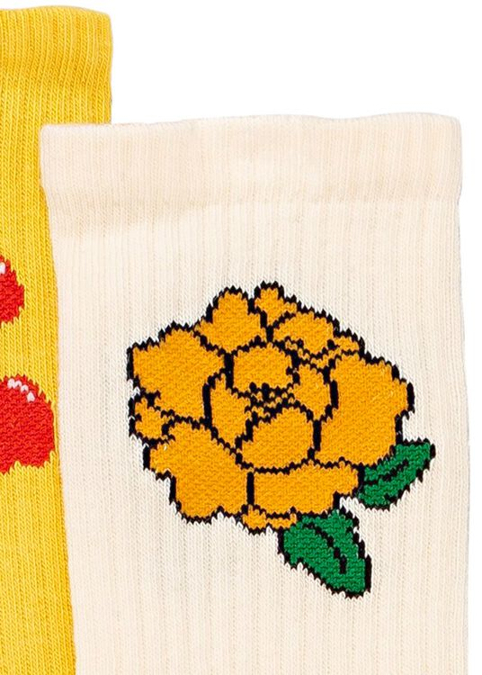 Cherry and co 3 pack socks image number 2