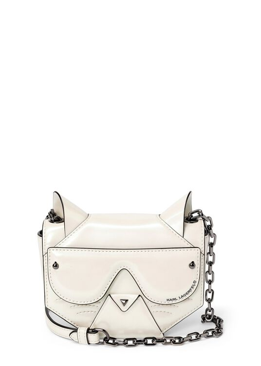 cyber choupette flap crossbody image number 0