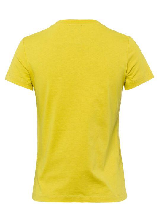 T-Shirt, Gelb, large image number 1