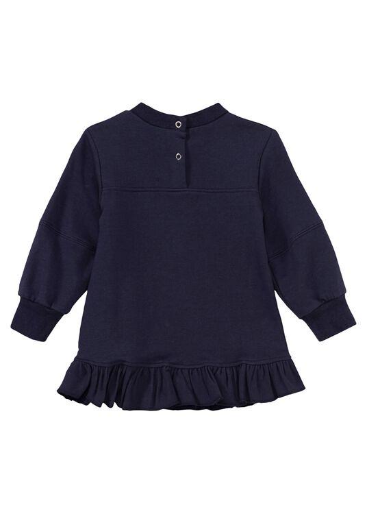 LS ML Sweat Dress image number 1