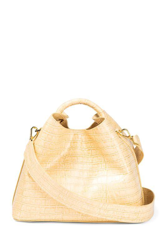 Raisin Croco Bucket Bag Large image number 0