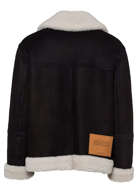 ARCHIVE SHEARLING JACKET image number 1