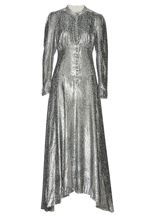 ROBE LONG DRESS image number 0
