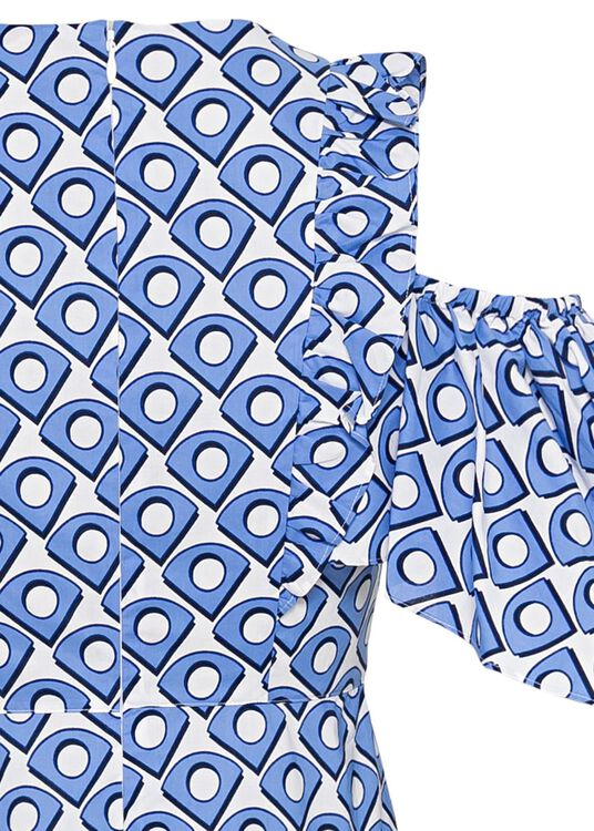 WOVEN DRESS image number 3