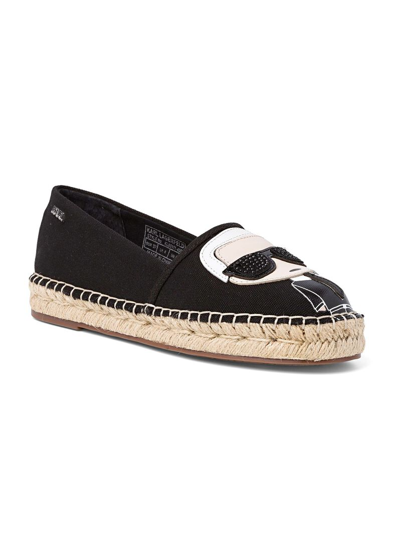 KAMINI Karl Ikonic Slip On, Schwarz, large image number 1