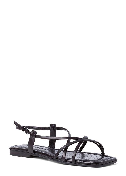 25_Riu Flat Sandal Straps Cracked image number 1