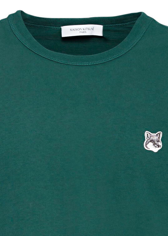 GREY FOX HEAD PATCH CLASSIC TEE-SHIRT image number 2