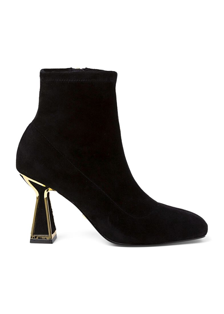 1_Willa Squared Stretch Boot, Schwarz, large image number 0