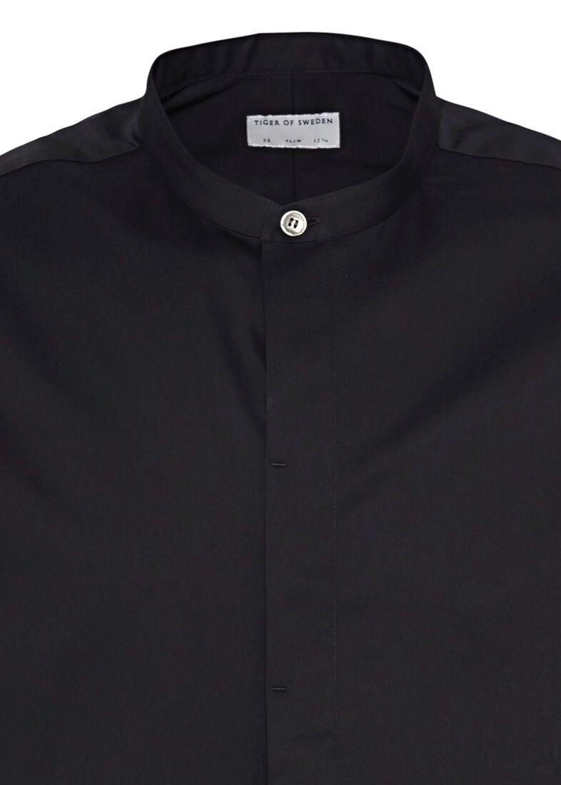 FORWARD    Cotton shirt male, Schwarz, large image number 2