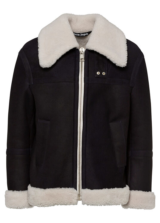 ARCHIVE SHEARLING JACKET image number 0
