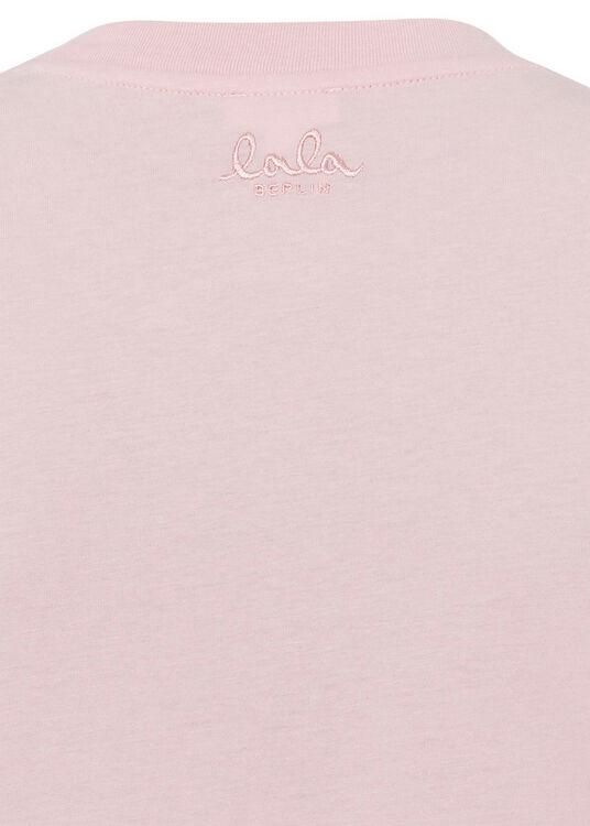 T-Shirt Cara Pink image number 3