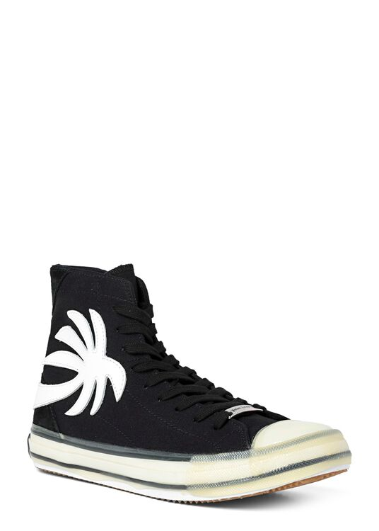 VULC PALM HIGH TOP BLACK WHITE image number 1