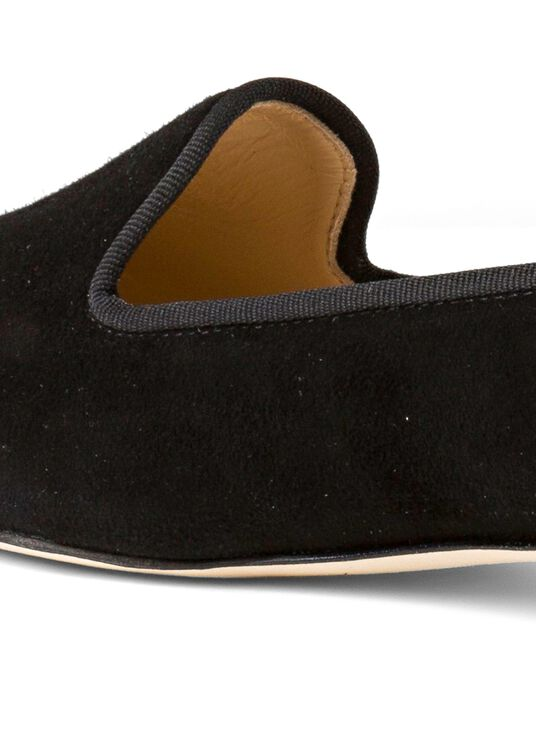 22_Pointy Loafer Suede image number 3
