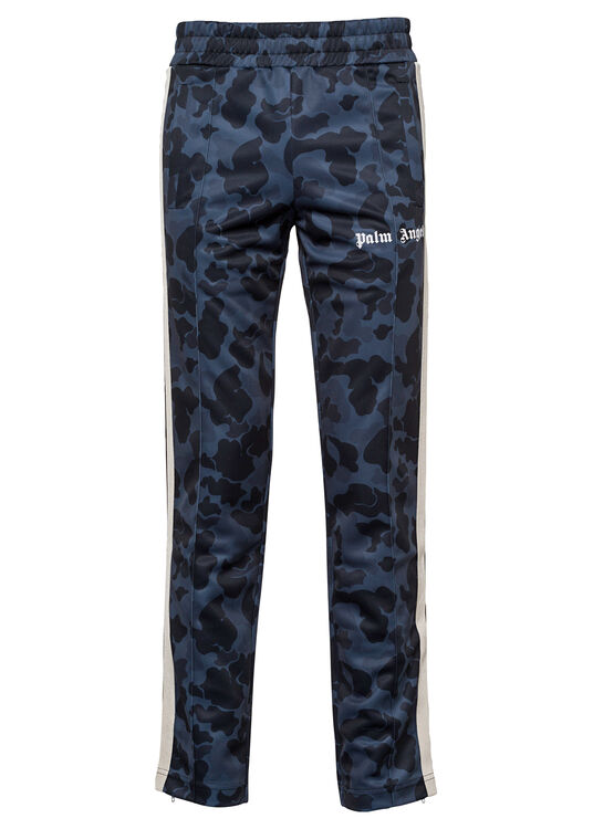 NIGHT CAMO TRACK PANTS image number 0