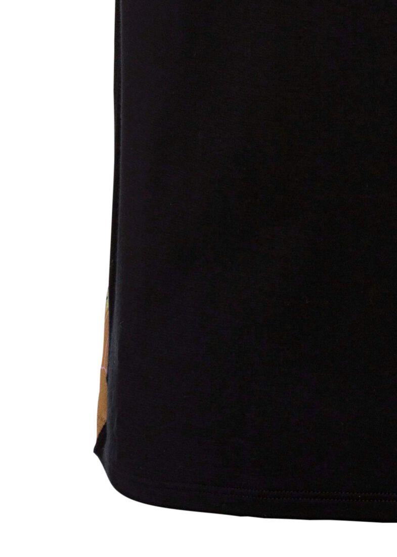 Blusenshirt, Schwarz, large image number 3