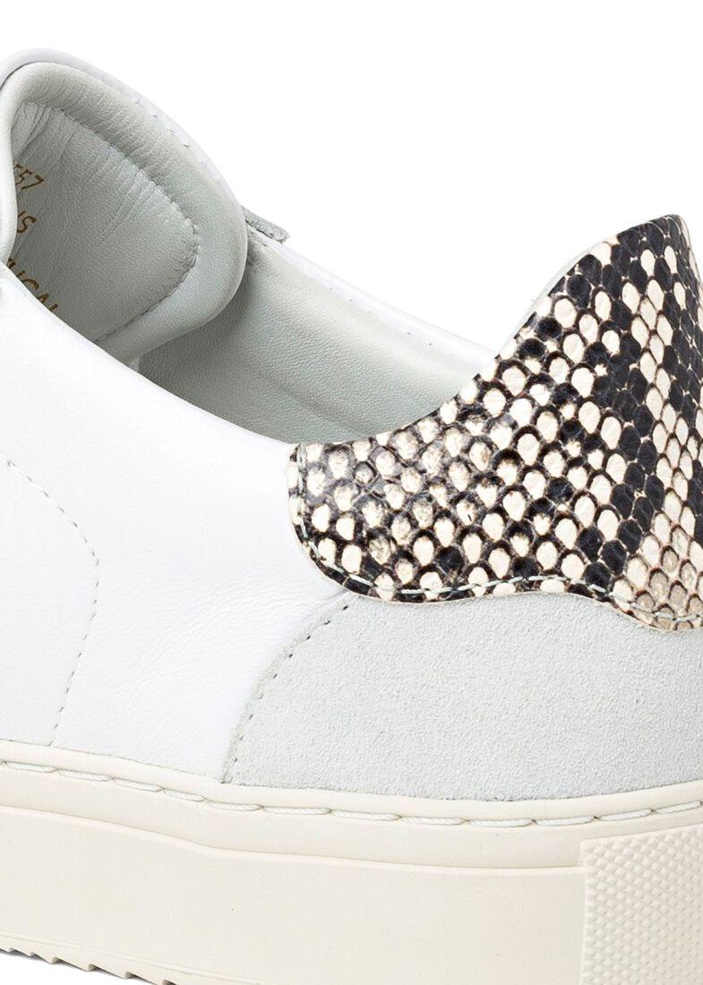 1_Dunk Sneaker 2.0 Snake Detail, Weiß, large image number 3