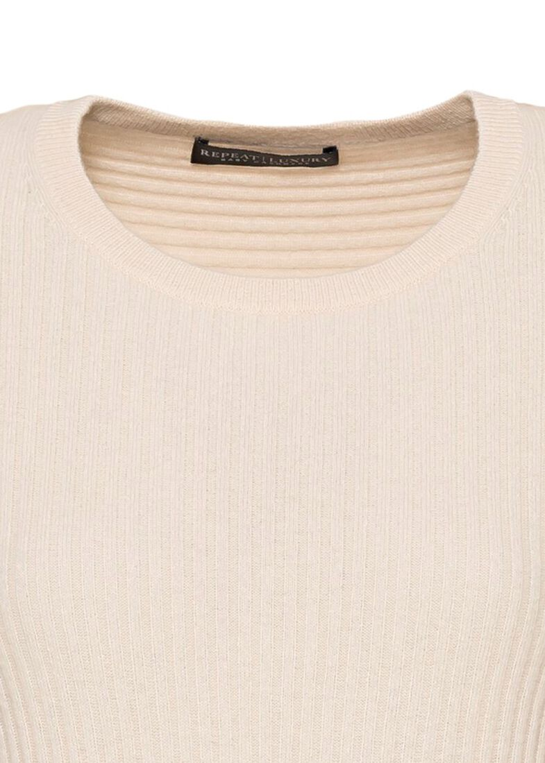 Sweater, Beige, large image number 2