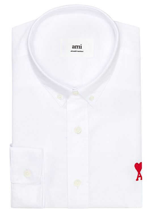 BUTTON-DOWN ADC SHIRT image number 0