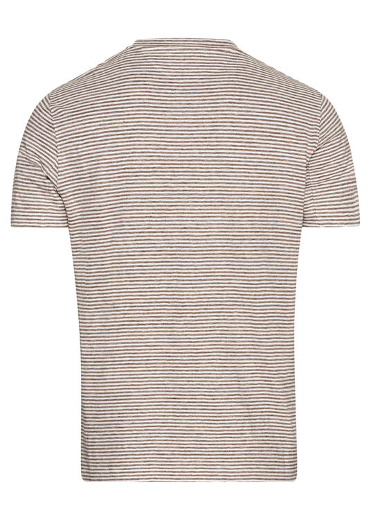 Linen Strech T Shirt Logo image number 1