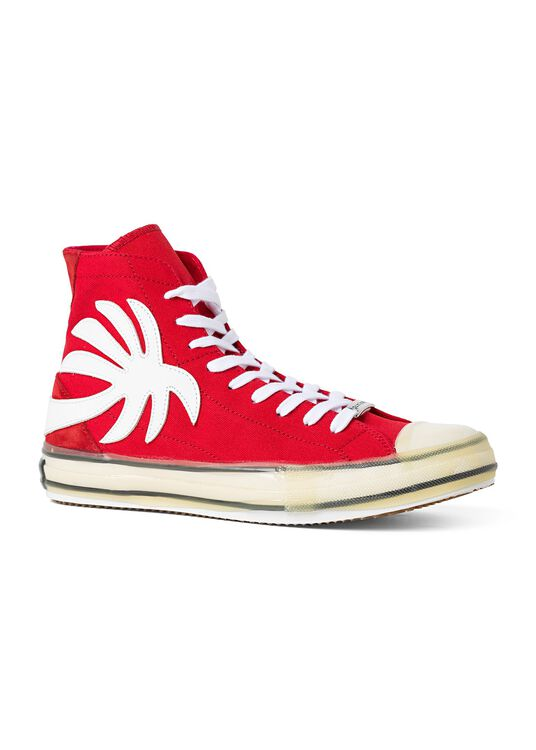 VULC PALM HIGH TOP CANVAS image number 1