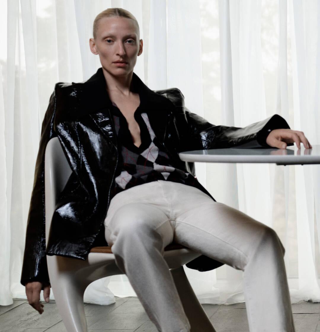 Luxuriöse Damen Designer Fashion