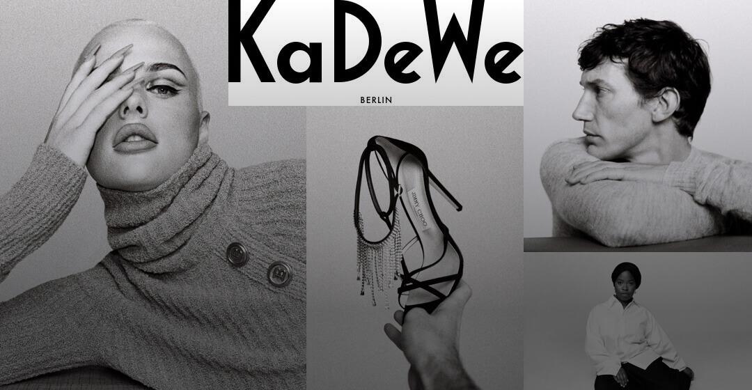 Das neue Magazin FW20 vom KaDeWe.