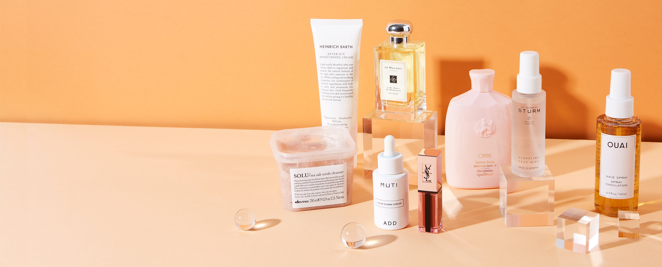 Cooling Beauty Produkte