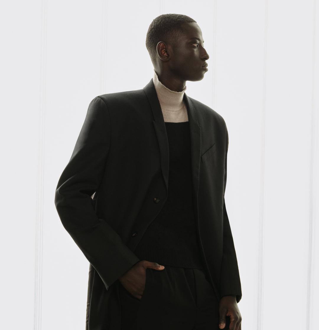 Luxuriöse Herren Designer Fashion