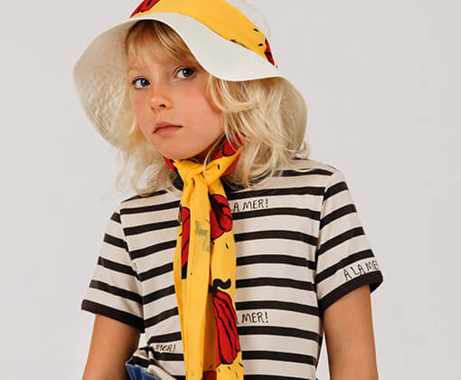 Mini Rodini präsentiert die Herbstkollektion für Mädchen und Jungen.