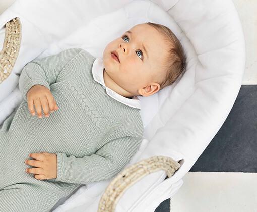Die französische Marke Tartine et Chocolat präsentiert wunderschöne Babymode.