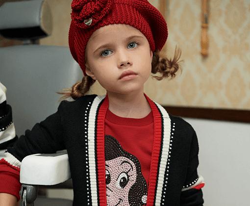 Die sportive Marke Molo Kids präsentiert die neue Herbstkollektion für Jungs.